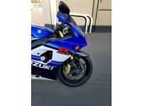 Suzuki GSXR 600 K5 Anniversary #37