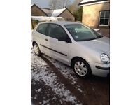 Volkswagen Polo (reasonable offers accepted)