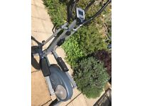 Cross trainer vgc Carl Lewis 8 speed cross trainer fitness / gym equipment