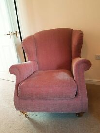 Like new Wing Chair (6 month old)
