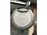 Korg Wavedrum Mk2, with stand