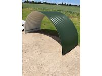 Curved Pig Ark Sheets