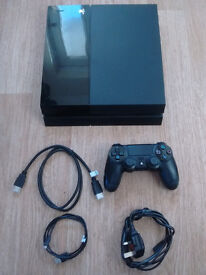 PS4 500gb - Very good condition.