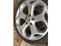Focus 18 inch wheels