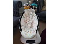 4moms Mamaroo version 4 /audio Bluetooth