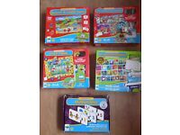 Kids educational giant puzzle set of 5 with boxes