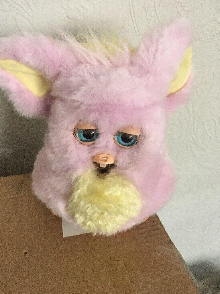 Vintage 1st Edition Furby