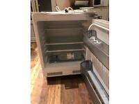 Integrated fridge 600mm