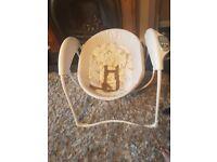 Baby swing chair/rocker
