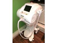 Flash ink ND-YAG Q tattoo laser removal machine by AW3