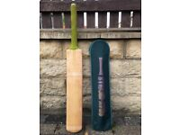 quality county cricket bat,knocked in,oiled,sealed&ready to play with at only £85