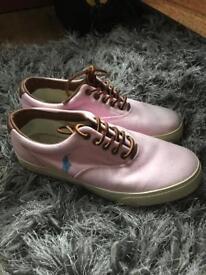 Men's Polo Ralph Lauren shoes size 8