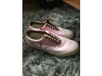 Men's Polo Ralph Lauren shoes size 8