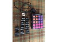 Diva Heated Rollers Curlers