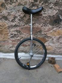 """20"""" Wheel raleigh Unicycle"""