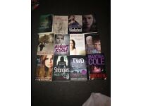 11 books 8 at true story's