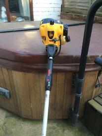 JCB Petrol brush cutter with disc cutter blade