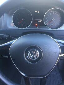 VW GOLF, 64 REG, 1.6 L, DIESEL, SILVER, 5 DOOR, £11,851 ONO