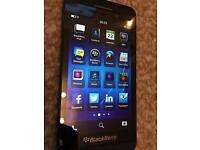 Blackberry Z10 Excellent condition Black