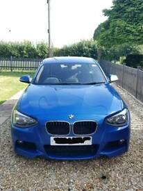 BMW 1 SERIES 120D M-SPORT X-DRIVE