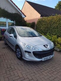 Peugeot 308 sale or swap