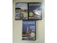 Course in photography Karl Taylor 3x DVD