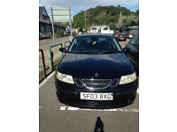 SAAB 9-3 2.2 LINEAR TID excellent condition