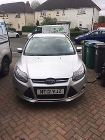 Ford focus 1.6L petrol in good condition 47,707 miles