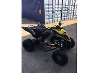 **YAMAHA RAPTOR 700 STEALTH EDITION**