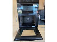 Electrolux double oven