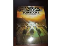 The Complete Keyboard Player Songbook 2 - By Kenneth Baker