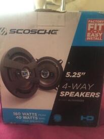 door speakers