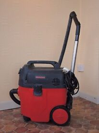 DRY LINING DUST EXTRACTION VACUUM - MENZER VC760 - USED - IN VERY GOOD CONDITION