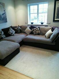 DFS Madison corner sofa