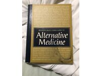 BOOK ON ALTERNATIVE MEDICINES