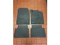 Vauxhall Vectra C Rubber Car Mats