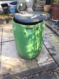 Garden water butt free