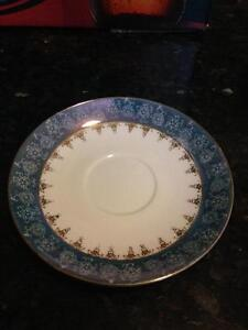 Gold Lined Plate