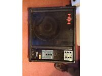 H&H IS112P Powered wedge Monitor £60