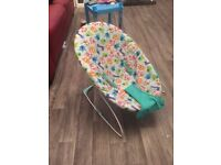 Baby bouncer chair/ seat