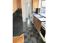 Three bedroom house with garden in Luton LU1 1HD all inclusive/only two weeks deposit