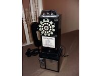 Retro Diner Style Telephone. Full Working Order