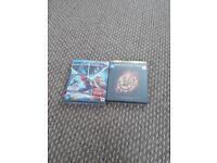 2 blu ray films