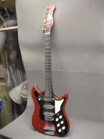 Burns Vibra Artist electric Guitar early sixties