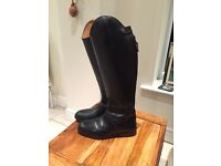 Ladies Shire Long Riding Boots
