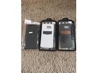 SAMSUNG S6 cases BRAND NEW X 3