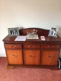 Sideboard Excellent condition ideal for painting or upcycling