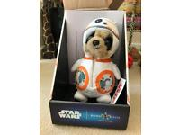 Star Wars Oleg as BB-8 Compare The Market Meerkat