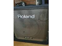 Rowland bass amp db 700