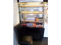 Multi Display Fridge